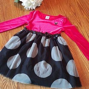 **HOST PICK**  Disney Minnie Mouse dress
